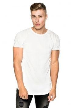Judas Sinned - Basic Crew T-Shirt - White  | Turn to Judas Sinned for distinctive designs in premium interest fabrics. Shop the full collection now @ Urban Celebrity!