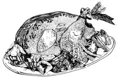 Jill Tytherleigh Illustration - Food