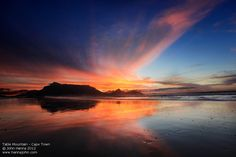 Table Mountain by ~hannajohn on deviantART