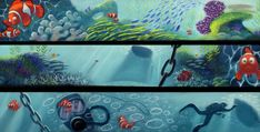 Color Keys from Finding Nemo