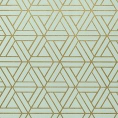 Papier peint medina - thibaut geometric patterns / graphic у Geometric Patterns, Textures Patterns, Geometric Shapes, Print Patterns, Hat Patterns, Medina Wallpaper, Green Wallpaper, I Wallpaper, Geometric Wallpaper