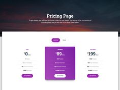 MK Pro - Pricing Page designed by Creative Tim. Mobile Web Design, App Ui Design, Page Design, Layout Design, Restaurant App, Table Template, Price Page, Pricing Table, Web Inspiration