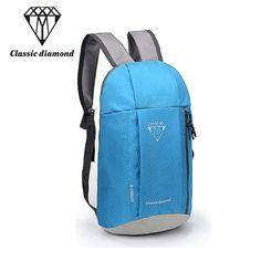 Nylon Waterproof Backpack Ultralight