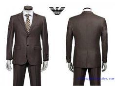 Costume Armani Collezioni Homme deux Boutons Pas Chere Café Costume Armani, Armani Suits, Giorgio Armani, Gentleman, Suit Jacket, Mens Fashion, Costumes, Blazer, Jackets