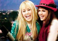 Selena Gomez as Mikayla, on the Disney Channel series, Hannah Montana.