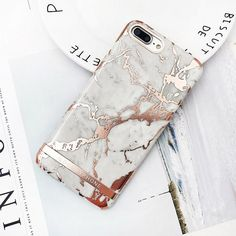 091db8a658ad coque iphone 6 Marble Case, Phone Cases Marble, Gold Marble, Cute Phone  Cases