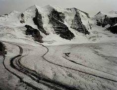 """#Persgletscher, 2010 aus der Serie """"Strata"""" (in progress) (Foto: Olaf Uverzart)"""
