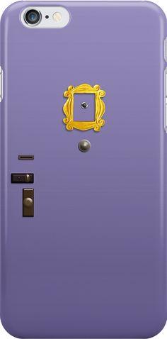 Friends door Tv Show phone case by dolahparit