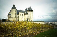 Os castelos mais bonitos da França