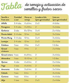 Brota! bolsas para leches vegetales y germinados: Germinados en la alimentación
