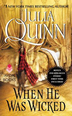 Julia Quinn - When He Was Wicked / #awordfromJoJo #HistoricalRomance #JuliaQuinn