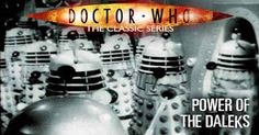 Doctor Who Online: Doctor Who 030: The Power of the Daleks