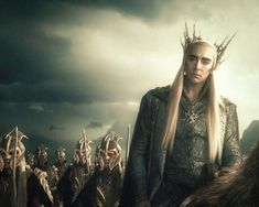 The Hobbit - The Desolation of Smaug - King Thranduil Thranduil, Legolas, Tolkien Books, Jrr Tolkien, Silvan Elves, Mirkwood Elves, Elf Characters, Elf Warrior, Lord Of The Rings