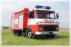 AVIA-SAVIEM - HASICI Fire Trucks, Cars And Motorcycles, Fire Dept, Czech Republic, Vehicles, Firetruck, Fire Engine, Car, Bohemia