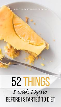 52 Things I wish I k