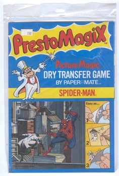 Presto Magix.  Yep,  would RUN to the back of 7-11 as a kid and beg mom for these.