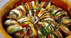 Tian provençalVoir la recette du Tian provençal >>