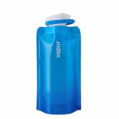 VAPUR ANTIBOTTLE Travel Water Bottle Blue * You can get more details by clicking on the image.(This is an Amazon affiliate link)
