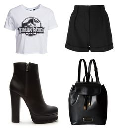 """""""Summer #41."""" by mzelleshort ❤ liked on Polyvore featuring New Look, IRO, Forever 21 and Marc by Marc Jacobs"""