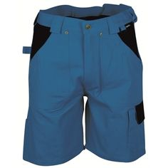 Cofra's Saragossa Canvas Work Shorts are ideal for wearing either at work or as a casual garment. They feature an elasticated waist, two deep front pockets and a flap fastened left-side pocket. Workwear Brands, Work Shorts, Summer Essentials, Wardrobes, Cotton Canvas, Work Wear, Deep, Pockets, Casual