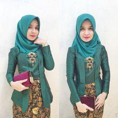 10 Sarong Ideas Batik Dress Kebaya Muslim Sarong