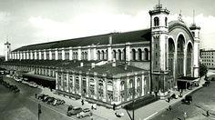 Stettiner Bahnhof um 1930