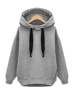Long Sleeve Casual Hoodies Pullover Sweatshirt