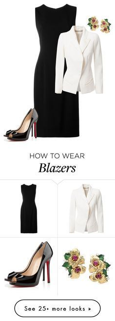 """Untitled #3020"" by injie-anis on Polyvore featuring Dolce&Gabbana, Cartier, Bouchra Jarrar, Christian Louboutin, women's clothing, women's fashion, women, female, woman and misses"