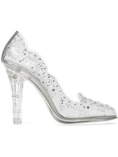 Shop Dolce & Gabbana embellished clear pumps in Donne Concept store from the world's best independent boutiques at farfetch.com. Shop 300 boutiques at one address.