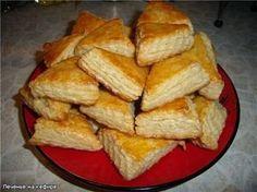 Не помню откуда рецепт, но моя семья очень любит такое печенье. Понадобится: -1 стак. кефира -2 яйца -640 г муки -250 г маргарина ...
