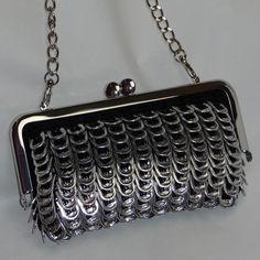 Pop Tab Evening Bag $90.00