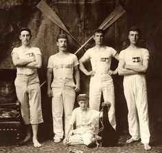 Whitby Friendship Rowing Club Crew - Whitby - North Yorkshire - England - 1901