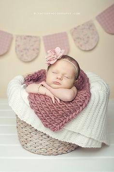 Neugeborenes Babydecke weichen Decke Alpaka Decke Rose von kirinati, $32.00