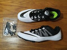 lowest price 19d31 4f121 NEW Nike Zoom Rival S 7 Track   Field Sprint Spikes Mens 5 12.5 Shoes 616313