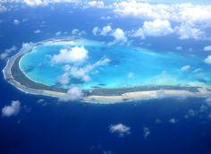 Kiribati Island Nation Considers Moving Entire Population to Fiji to Escape Climate Change by Brit Liggett, Kiribati Island, Gilbert Islands, Saint Sylvestre, Sea Level Rise, Island Nations, Nouvel An, Small Island, Beautiful Islands, Beautiful Places