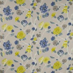 Warwick Fabrics : ORIENTAL TRAIL, Colour INK
