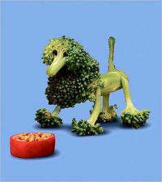 Fun food animals