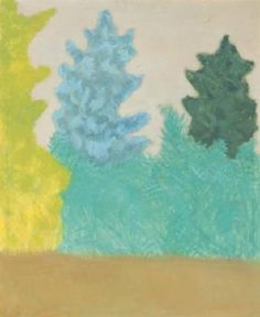 Milton Avery, American Abstract painter known as a great colorist ... as the American Matisse. Known for innovative landscapes paintings and his bold use of color and drawing set him apart.