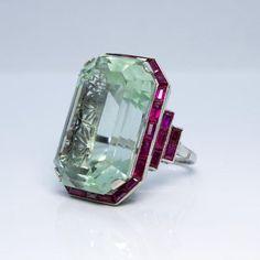 Bijoux Art Deco, Art Deco Jewelry, Fine Jewelry, Jewelry Design, Art Deco Earrings, Stud Earrings, Crystal Jewelry, Jewelry Rings, Silver Jewelry