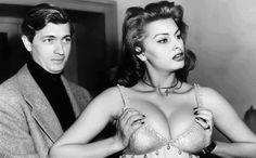 """""""Everything you see I owe to spaghetti."""" ~ Sophia Loren"""