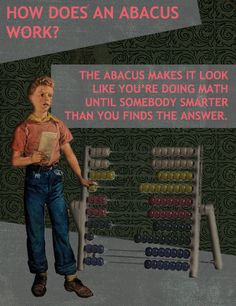 How Does An Abacus Work?