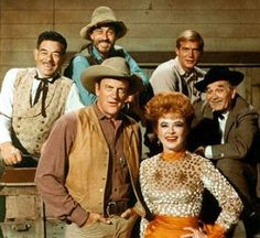 TV shows - Gunsmoke
