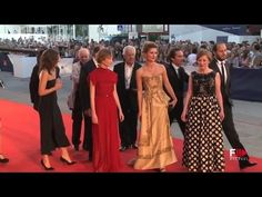 VENICE FILM FESTIVAL 2015 Celebrity Style by Fashion Channel