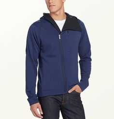 Love the oversize collar detail on the M3 Hoody @nauclothing