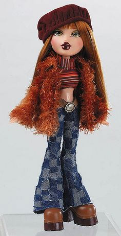 """Awesome """"real life baby dolls"""" detail is offered on our site. Take a look and you will not be sorry you did. Girl Outfits, Cute Outfits, Fashion Outfits, Hijab Fashion, Fashion Ideas, Fashion Inspiration, Bratz Characters, Bratz Doll Outfits, Black Bratz Doll"""