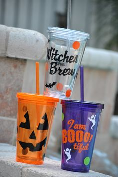 @Meghan Cooper Witches Brew? Sounds like something we need to sip through a straw.