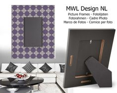 Photo frame MWL Design     from MWL Design NL Living design and accessories  by DaWanda.com