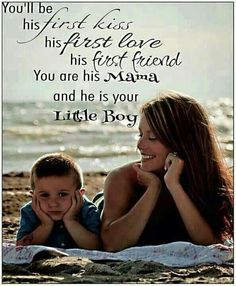 For my Nathan, a true Mama's Boy ;)  I love you Baby Bear!