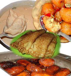 bengali sweet thali