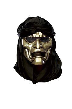 Mascara Guerrero Inmortal. 300 Movie Disfraz Halloween - $ 360.00 en MercadoLibre